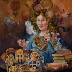 MOTHER OF INVENTION by Terrece Beesley