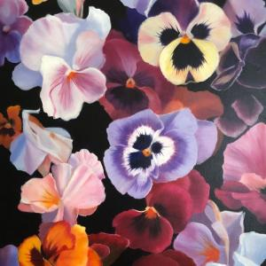 """Pansies"" available for $500"